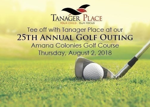 2018 Tanager Place Golf Save the Date