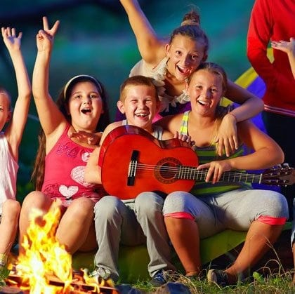 Learn More about Camp Tanager