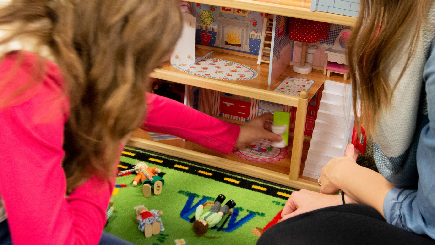 Play Therapy Training - Tanager Place