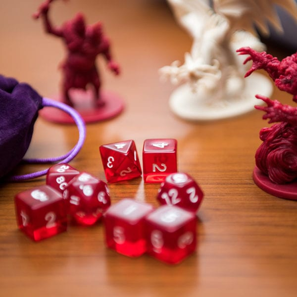 Tanager Place Inpatient is using a new therapeutic version of D&D.