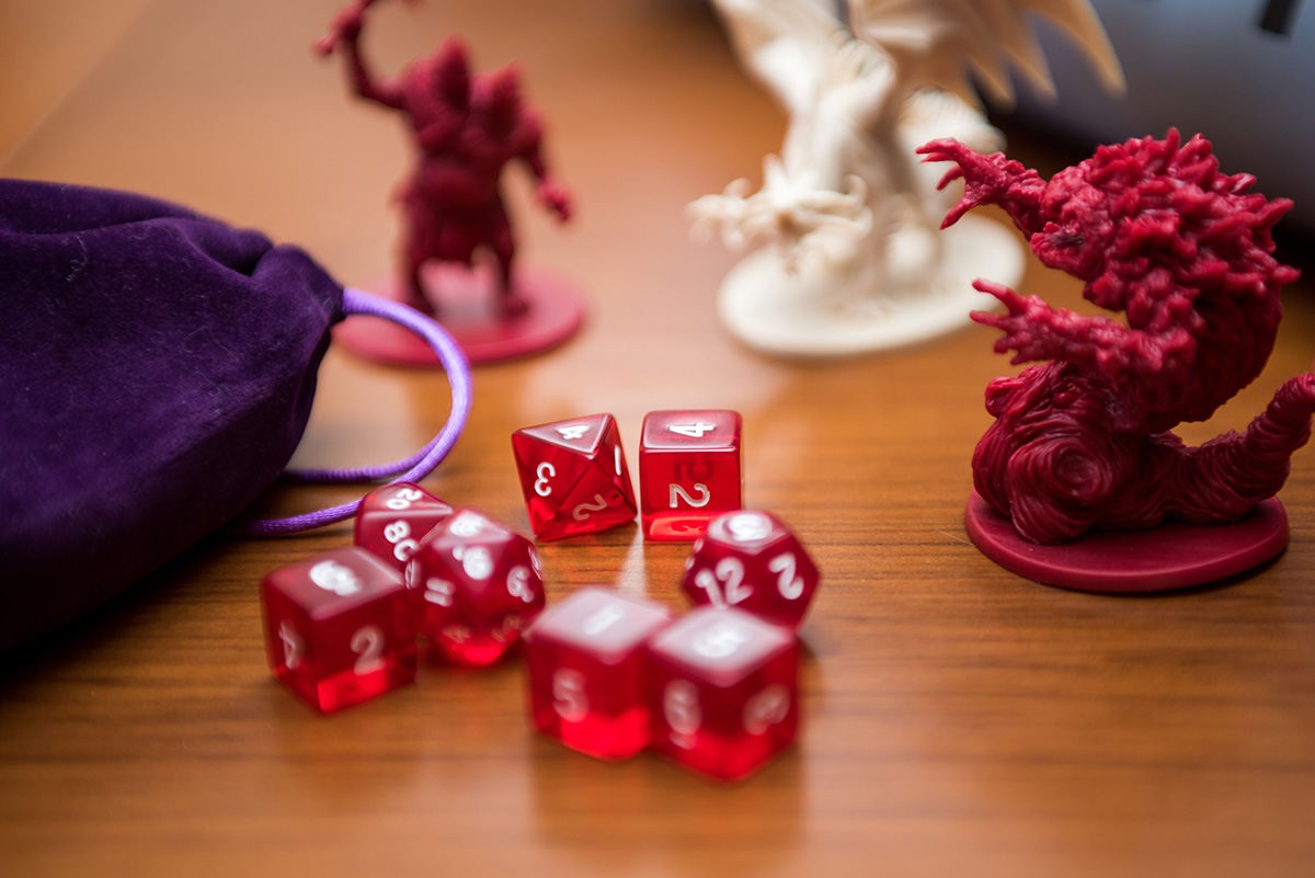 Tanager Place Inpatient is using a new therapeutic version of D&D to build social skills.