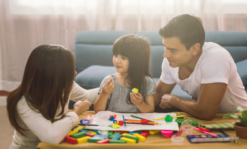 Play Therapy Parents